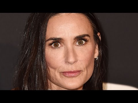 The Real Reason We Don t Hear From Demi Moore Anymore