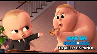 Un Jefe En Pañales - Trailer 2 Español Latino 2017 The Boss Baby