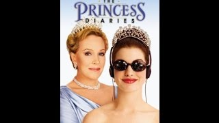 Opening to The Princess Diaries 2001 VHS