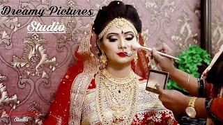 Jinat's Wedding Cinematography (Bridal Makeup shoot) - Part 1- Dreamy Pictures Studio