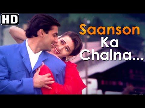 Xxx Mp4 Saanson Ka Chalna Dil Ka Machalna Jeet Songs Salman Khan Karisma Kapoor 3gp Sex