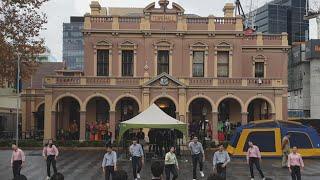 Parramatta Square Lincoln House Masan School Performance