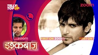 Karanvir Bohra Talks About His Character In 'Ishqbaaz' EXCLUSIVELY on TellyTopUp