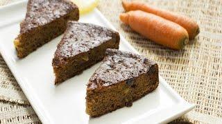 গাজরের কেক (Carrot Cake)
