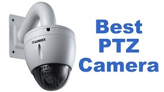 Best Outdoor HD PTZ IP Security Camera