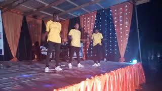 TSD GH Performed at Adansi Got Talent . Hottest Dance ever