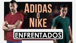 ENFRENTADOS · Nike o adidas ·
