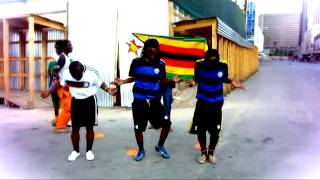 King Shaddy ft jungle D & jnr king-rule di town (official video)