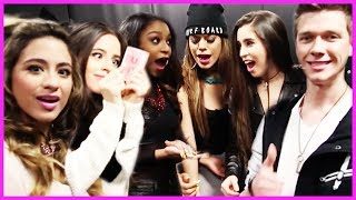 Fifth Harmony's Best Magic Trick with Collins Key - Fifth Harmony Takeover Ep. 11