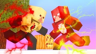 Become The Flash In Minecraft Playithub Largest Videos Hub