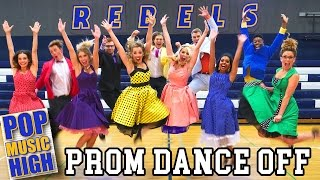 Prom Date Dance Off from Pop Music High Music Video. Totally TV