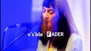"""Japanese Breakfast - """"Boyish"""" (Live) - Visible Mobile x The FADER"""