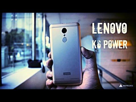 Lenovo K6 power hands on review