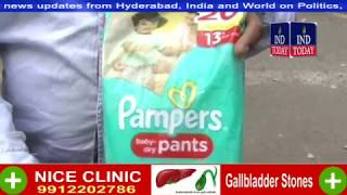 DJS Warns Pampers Nappies Company to recall stock from market with in 24hrs