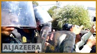 🇮🇷 Iranian protesters angry at worsening economy | Al Jazeera English