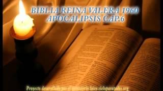 BIBLIA REINA VALERA 1960 APOCALIPSIS CAP 6