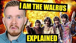 """The True Meaning of """"I Am the Walrus"""" 