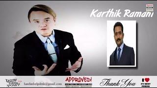 Social Mobi Survey - Han Fan's EXCLUSIVE Interview With Karthik Ramani - Hangout
