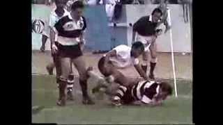 Hong Kong 7s 1991 Semi's & Final