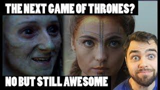 Britannia Episode 1-3 REVIEW - Game of Thrones on Acid?