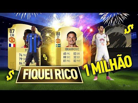 Xxx Mp4 MEU DEUS 1 MILHÃO DE COINS EM PACKS NÃO ACREDITO FIFA 18 PACK OPENING 3gp Sex