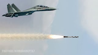India Successfully Test-Fires BrahMos Supersonic Nuclear-Capable Cruise Missile From Sukhoi Su-30