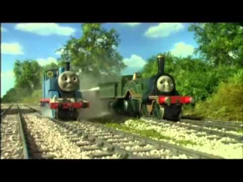 Thomas y Sus Amigos Thomas y La Cuentacuentos