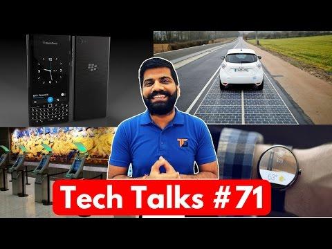Tech Talks #71 - Facebook Free WiFi, Airports Biometric India, Solar Road, Note 7 Hotspot, MiS