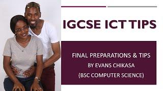 IGCSE ICT PAPER 2 EXAM TIPS BY EVANS CHIKASA