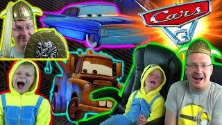 Cars 3 Driven To Win gameplay ★★ Mater Vs Ramone ★★ David Vs Papa