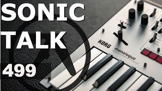 Sonic TALK 499 - Filter Mouth