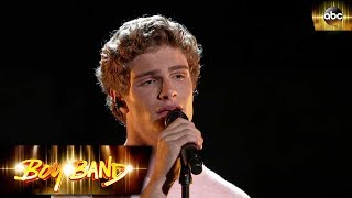 Brady Tutton Audition - On Bended Knee | Boy Band