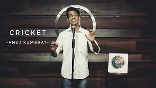 'Cricket' - Anuj Kumbhat | Spill Poetry | Spoken Word