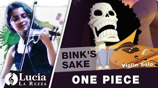 Bink's Sake -  Violin Solo ( Sheet Music in  Video )