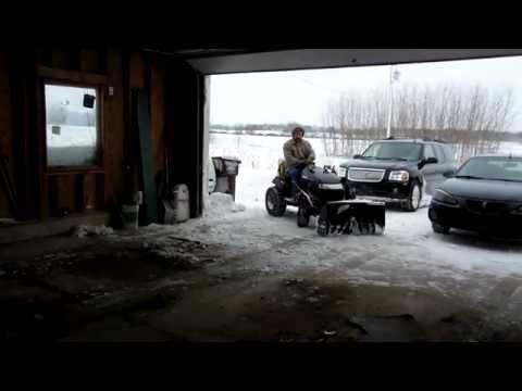 Tractor Cab Build