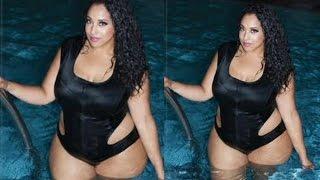 Alex Larosa Hot Plus Size Model