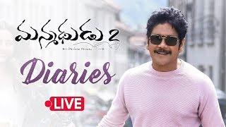 Manmadhudu 2 Diaries Live || Akkineni Nagarjuna,Rakul Preet ||Annapurna Studios