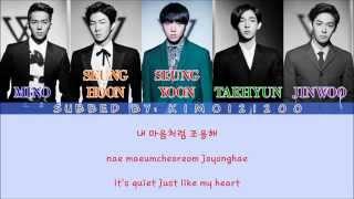 Winner - Empty (공허해) [Hangul/Romanization/English] Color & Picture Coded HD