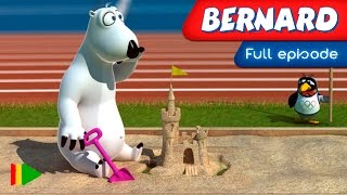 Bernard Bear - 153 - Long Jump
