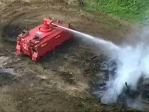 Incendios Forestales Bomberos Airmatic RED rescatar extinguir defenderse