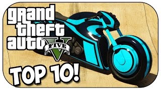 Top 10 MUST OWN VEHICLES IN GTA 5 ONLINE!