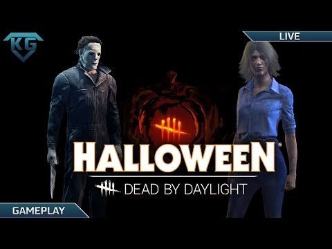 Dead by Daylight Betting on Kang Losing Laurie Strode Michael Myers 1080p 60FPS