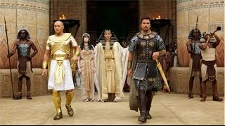 Egypt Bans Exodus Movie for White Supremacy Whitewashing Egyptians