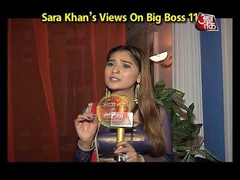 Xxx Mp4 Sara Khan LASHES OUT At Hina Khan Uncut Interview 3gp Sex