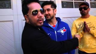 Mika Singh in Billo - Behind The Scenes by Ravjot Mehek Singh