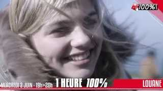Bande annonce Radio 100% - 1 heure 100% Louane