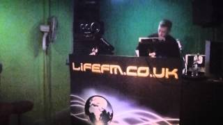 Shere Khan Sound - Life FM - Debut Show - January 2014