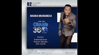 LIVE: CLOUDS 360 EXCLUSIVE INTERVIEW NA MASANJA MKANDAMIZAJI