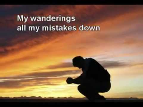 Casting crowns At your feet with lyrics
