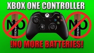Xbox One Controller - How to get infinite battery Life!